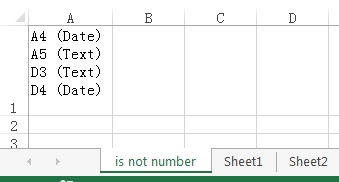 Excel Access Tips Excel Verify Number Data Type And