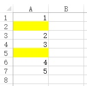 excel remove blank rows 01