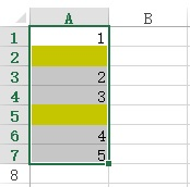 excel remove blank rows 02