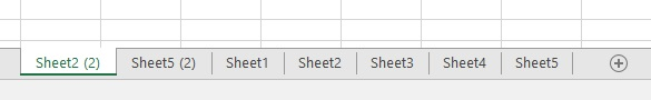 Excel VBA select multiple worksheets 01