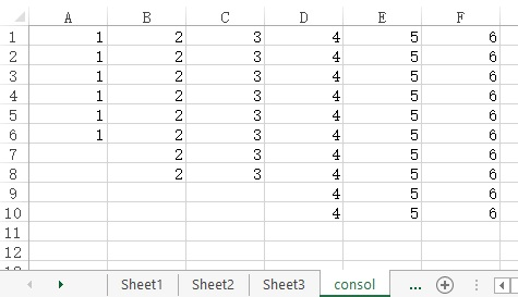 combine worksheets columns 03