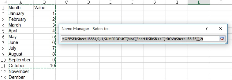 excel dynamic data range 01