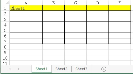 export Excel to Word 04
