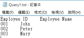 Access VBA DoCmd.TransferText Method 06