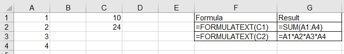 Excel get formula of a cell 04