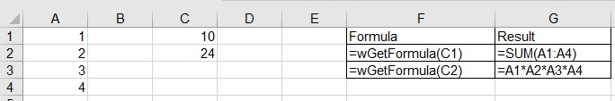 Excel get formula of a cell 05