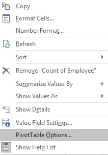 automatically refresh pivot table 02