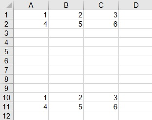 befehl value in excel vba